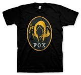 Metal Gear Solid FOX T-Shirt (X-Large)