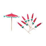 Sunnylife Cocktail Umbrellas - Watermelon (Set of 24)