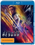 Star Trek Beyond on Blu-ray