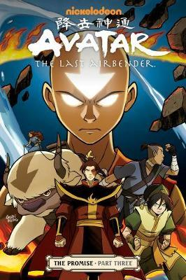 Avatar: The Last Airbender# The Promise Part 3 by Gene Luen Yang image