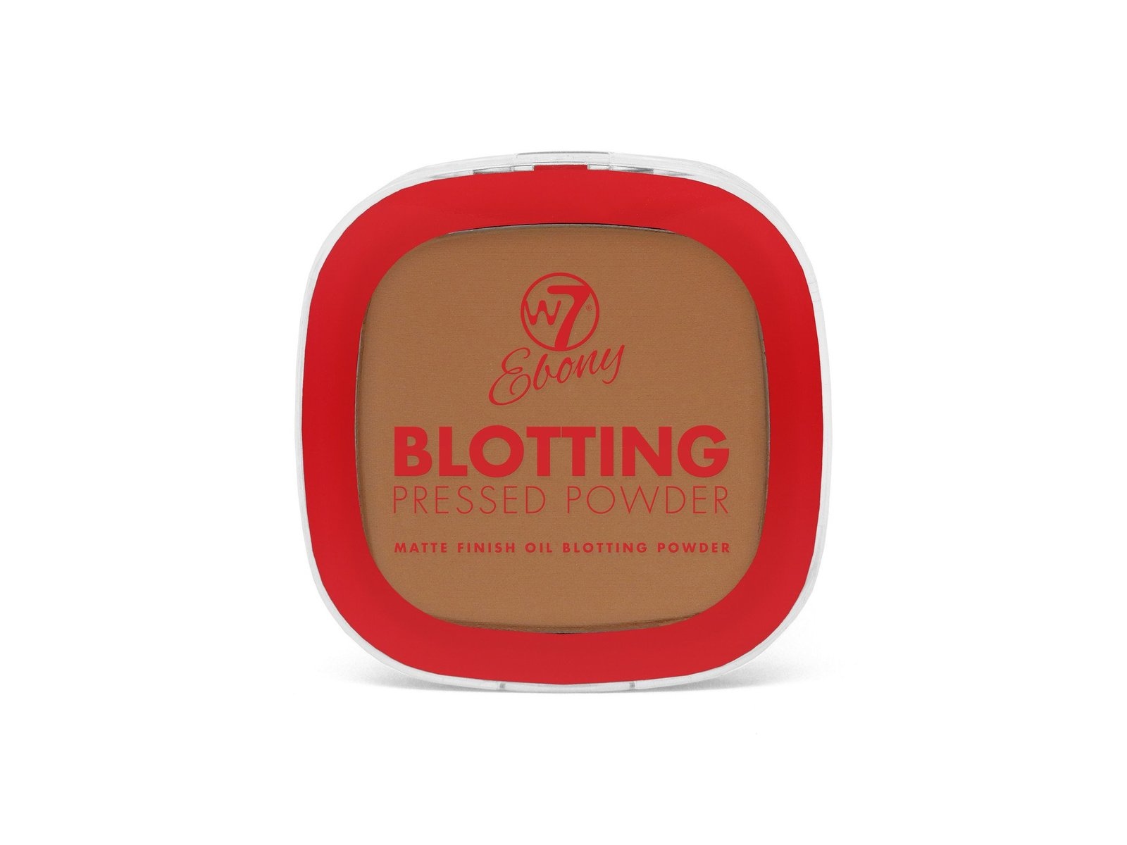 W7 Ebony Blotting Powder (Deep) image