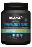 Balance Naturals Performance Greens - Pineapple Mango (300g)