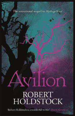 Avilion by Robert Holdstock image