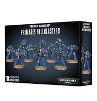 Warhammer 40,000 : Space Marines Primaris Hellblasters