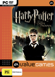 Harry Potter and the Order of the Phoenix (Value Games) for PC Games image