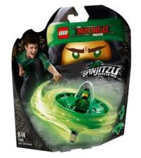 LEGO Ninjago: Lloyd - Spinjitzu Master (70628)
