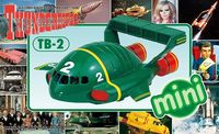 Aoshima: Thunderbird TB-2 - Mini Model Kit