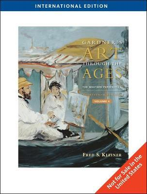 Gardner's Art Through the Ages, Volume II International Edition (with Art Study and Timeline Printed Access Card) by Fred Kleiner (Boston University)