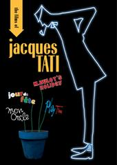 Jacques Tati Box Set (4 Disc) on DVD