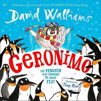 Geronimo by David Walliams image