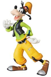 Kingdom Hearts - Goofy UDF Figure