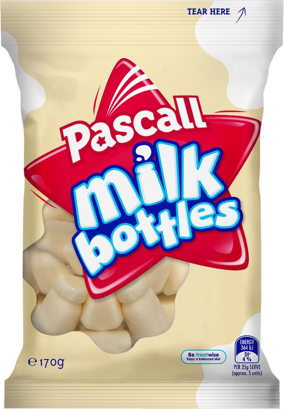 Pascall Milk Bottles (170g)