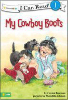 My Cowboy Boots by Crystal Bowman image
