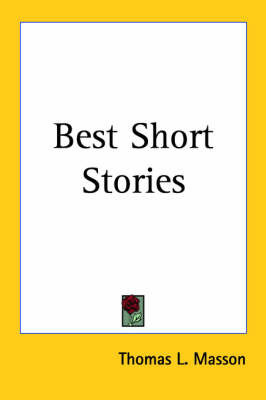 Best Short Stories by Thomas L Masson image