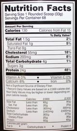 Optimum Nutrition Gold Standard 100% Whey - Cookies & Cream (2.27kg)