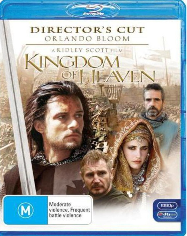 Kingdom of Heaven - Director's Cut on Blu-ray