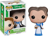 Disney Beauty and the Beast – Peasant Belle Pop! Vinyl Figure