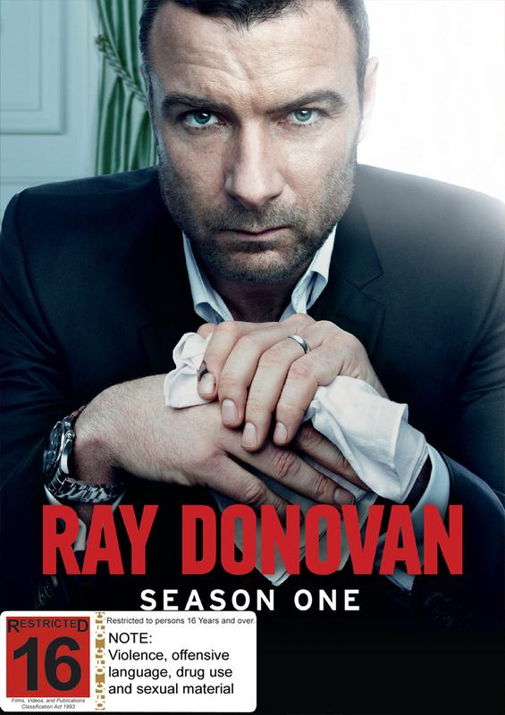 Ray Donovan - Season One on DVD