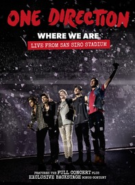 Where We Are: Live From San Siro Stadium on DVD
