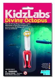 4M: Science Mini Science Diving Octopus