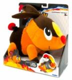 Pokémon Transforming Plush - Tepig
