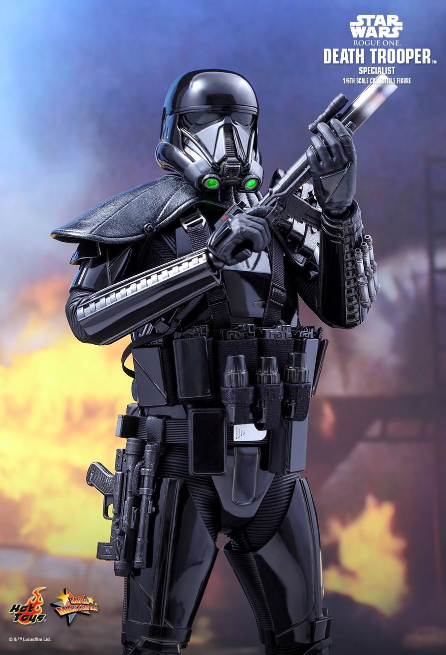 "Star Wars: Rogue One - Death Trooper (Specialist) 12"" Figure image"