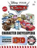 Disney Pixar Cars Character Encyclopedia (with diecast model!) by Jo Casey