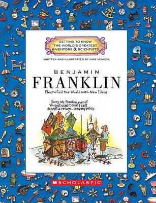 Benjamin Franklin by Mike Venezia