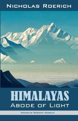 Himalayas - Abode of Light by Nicholas Roerich image