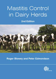 Mastitis Control in Dairy Herds by Roger Blowey image