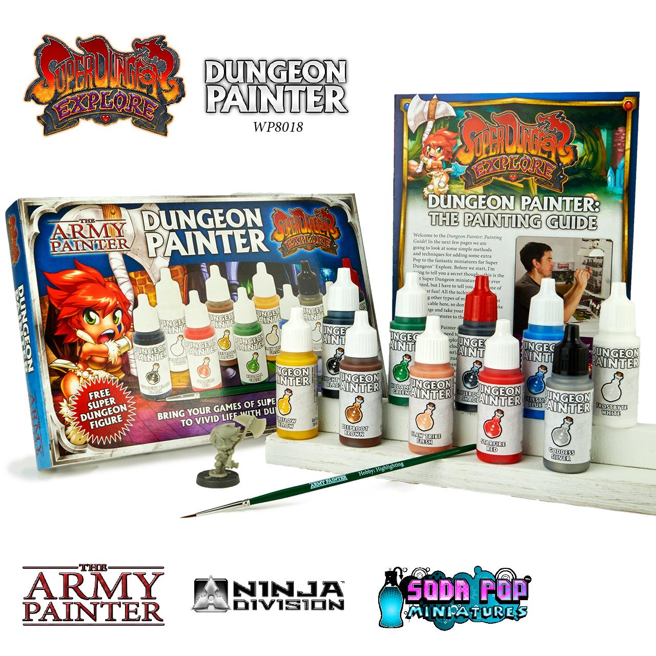 Super Dungeon Explore: Dungeon Painter image