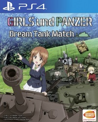 Girls und Panzer: Dream Tank Match for PS4