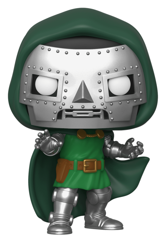 Fantastic Four: Doctor Doom - Pop! Vinyl Figure