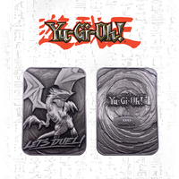 Yu-Gi-Oh: Metal Card - Blue-Eyes White Dragon