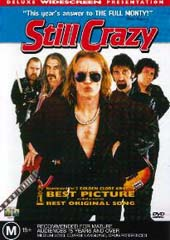 Still Crazy on DVD