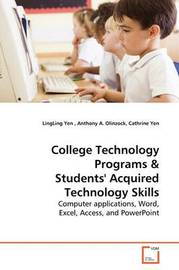 College Technology Programs by LingLing Yen image