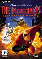 The Incredibles: Rise of the Underminer for PC Games