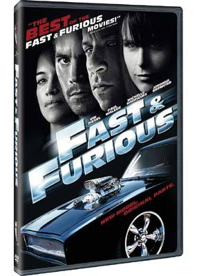 Fast & Furious Special Edition (2 Disc Set) on DVD