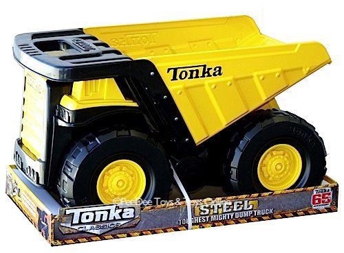 Tonka: Classics - Mightiest Dump Truck image