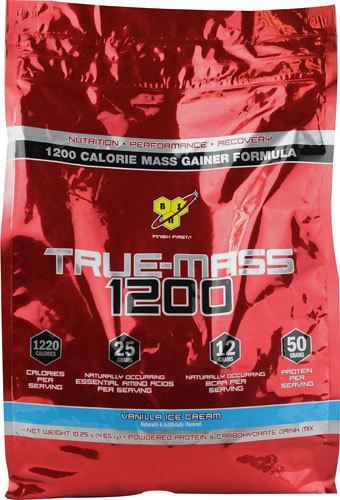 BSN True-Mass 1200 - Vanilla (4.7kg)