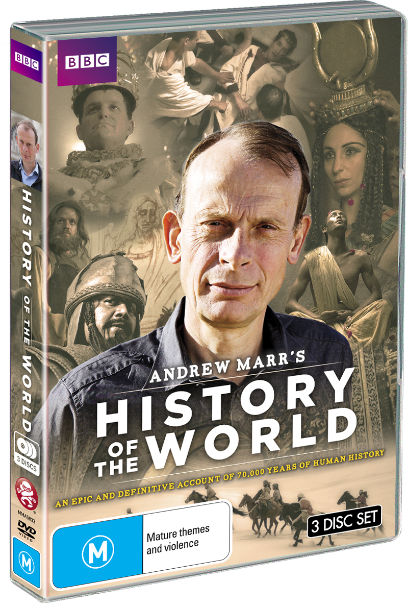 Andrew Marr's History of the World on DVD image
