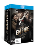 The Boardwalk Empire Complete Series on Blu-ray