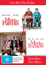 Meet The Parents / Meet The Fockers on DVD