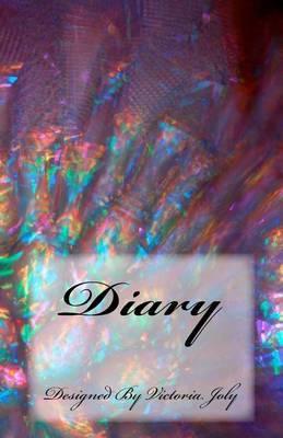 Diary: Diary/Notebook/Journal/Secrets/Present - Original Modern Design 3 by Victoria Joly