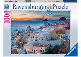 Ravenburger - Santorini Cinque Terre Puzzle (1000pc)