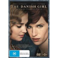The Danish Girl on DVD