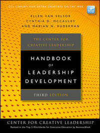 The Center for Creative Leadership Handbook of Leadership Development image