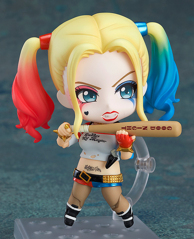 Suicide Squad: Nendoroid Harley Quinn - Articulated Figure image