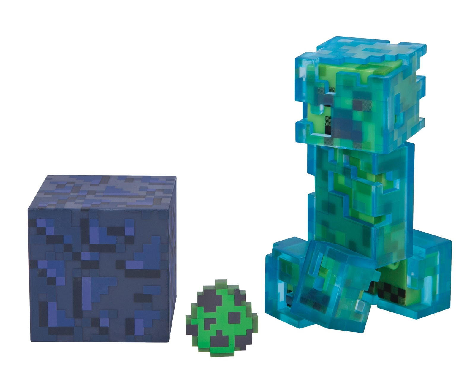 Minecraft: Charged Creeper - Action Figure | Toy | at ...