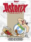 Asterix Omnibus 2: Includes Asterix the Gladiator #4, Asterix and the Banquet #5, Asterix and Cleopatra #6 by Rene Goscinny